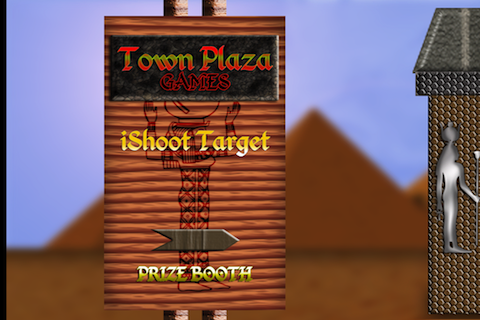 Screenshot iShoot Target – Egyptian Experience